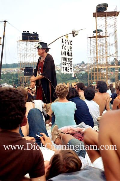 Woodstock Fb Be Kind Art | Cunningham Gallery