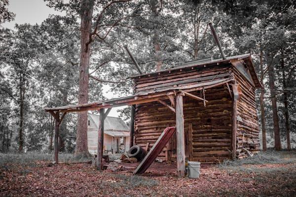 Winston Tobacco Barn Photography Art | BenjieArts
