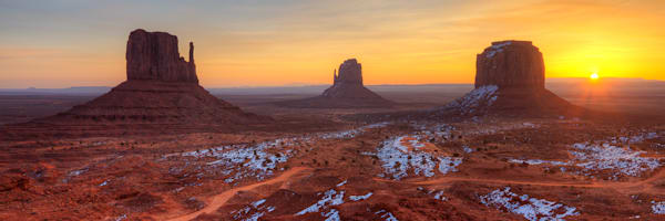 Monument Valley Photo Print
