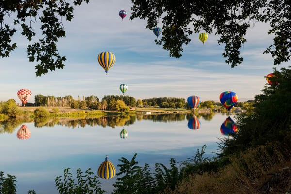 Prosser Balloon Rally