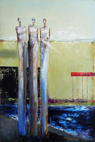 High Energy At Low Tide Art | Fountainhead Gallery