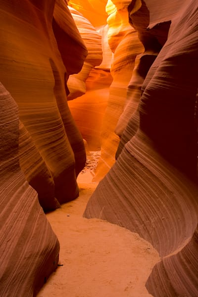 Antelope Canyon - Path Photo Print