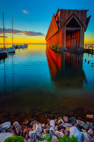 Marquette Ore Dock V Photo Print