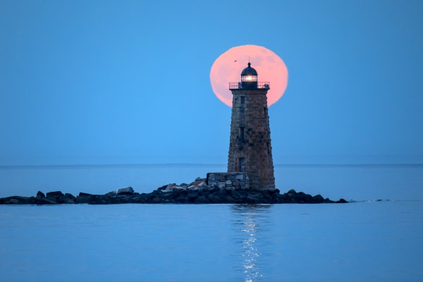 Lighthouses Of Maine | Robbie George Photography