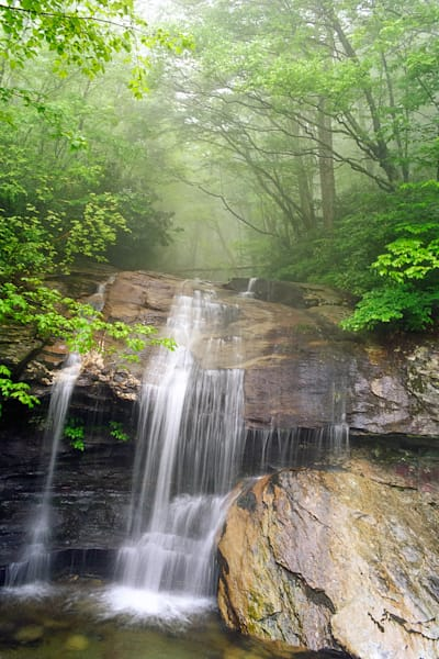 South Carolina Falls Photo Print