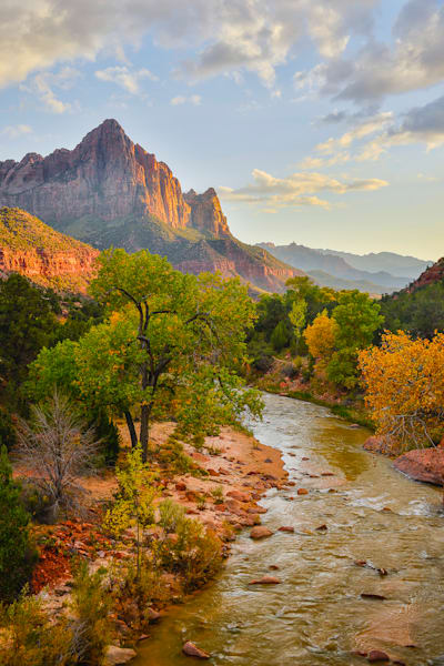 Zion - Watchman V Photo Print