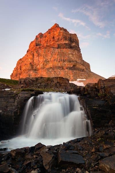 Timpanogos Waterfall
