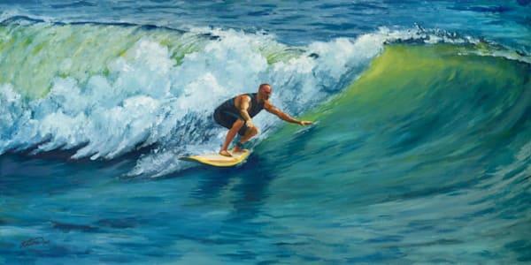 Javier Surfing