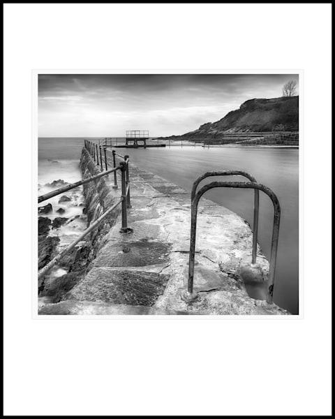 08  La Valette Bathing Pool Steps Art | Roy Fraser Photographer