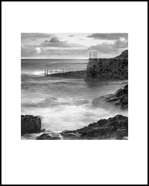 13  La Valette Bathing Pool Square Art | Roy Fraser Photographer