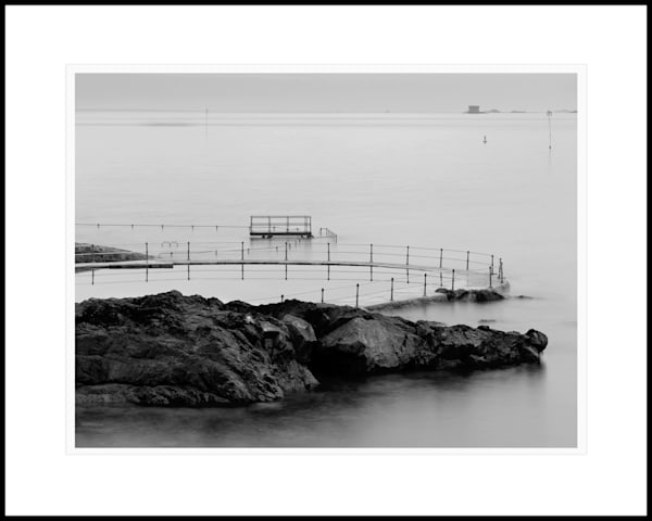 23  La Valette Bathing Pool Art | Roy Fraser Photographer