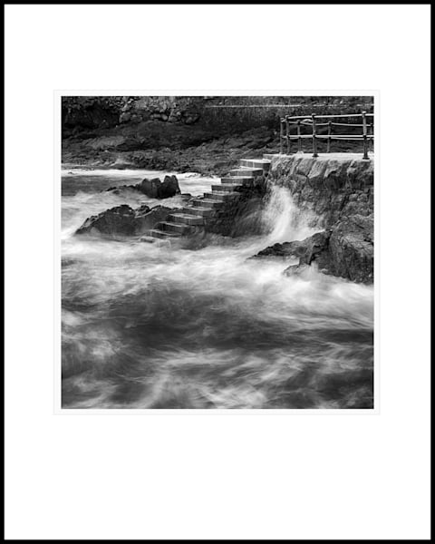 25 Harbour Steps Art | Roy Fraser Photographer