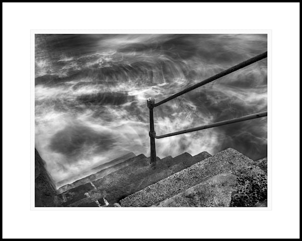 33 Steps Down To The Water Art   Roy Fraser Photographer