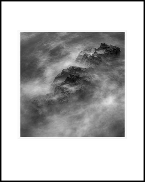 35 Rocks In Harbour Art   Roy Fraser Photographer