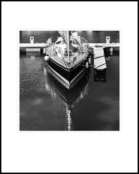 36 Boat In Harbour Art   Roy Fraser Photographer
