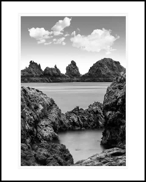 50 Moulin Huet Rocks Art | Roy Fraser Photographer