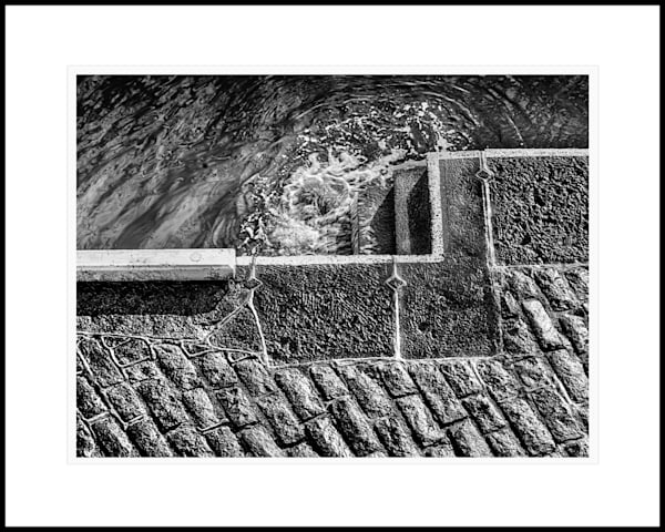 53 St Peter Port Harbour Steps Art | Roy Fraser Photographer