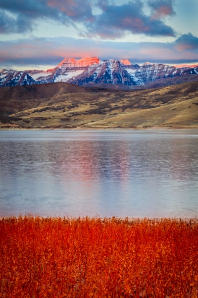 red dawn on timp