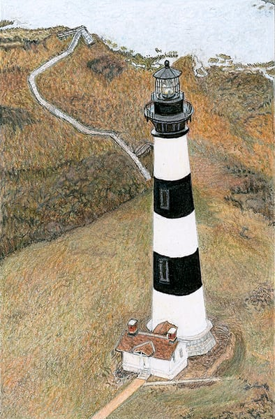 Lighthouse - Bodie Island NC