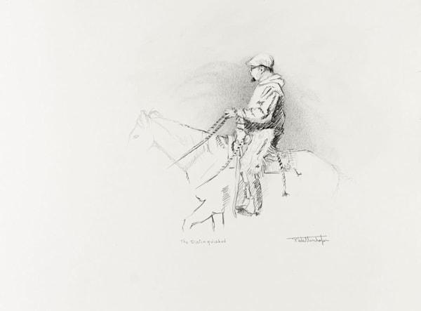 "The Art of Raymond Wattenhofer ""The Distinguished"" Drawing"
