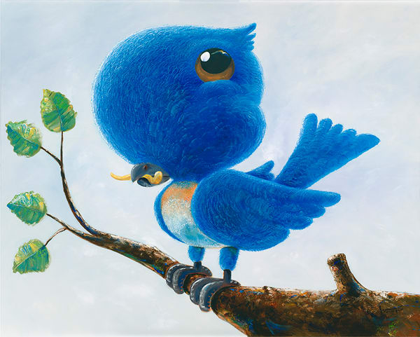 Blue Bird, Ryan, Scan