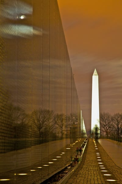 Vietnam Memorial Wall | Honored Landscapes - Art By Smiths