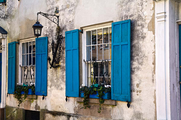 Charleston Blue | Most Popular Image | Landscape Photography - Art By Smiths