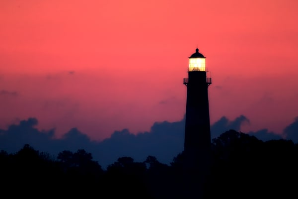 Assateague Lighthouse | Robbie George Photography