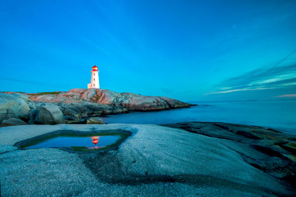 Peggy's Cove | Robbie George Photography