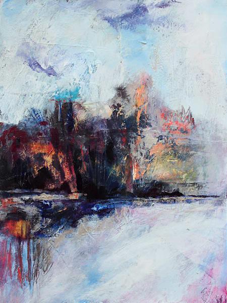 In This Stillness Art | Marianne Morris Art