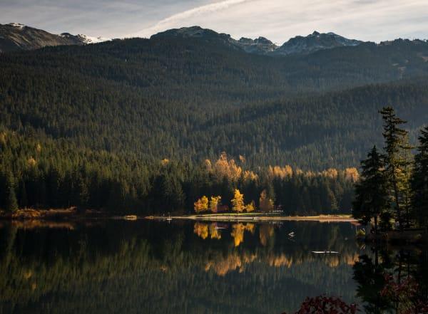 Lost Lake Bc Photography Art | Leiken Photography