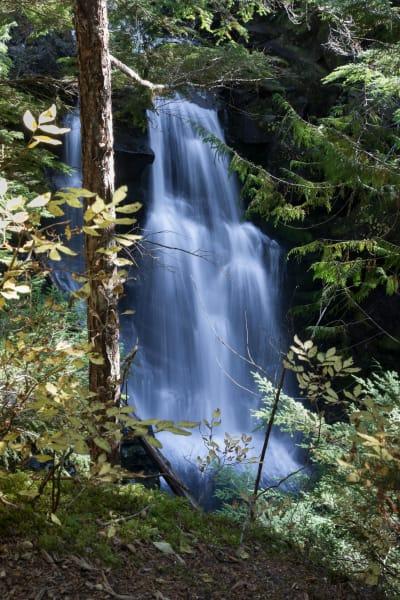 Falls Near Rainer Photography Art | Leiken Photography