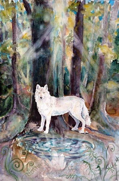 Spirit Animal Soul Essence Paintings
