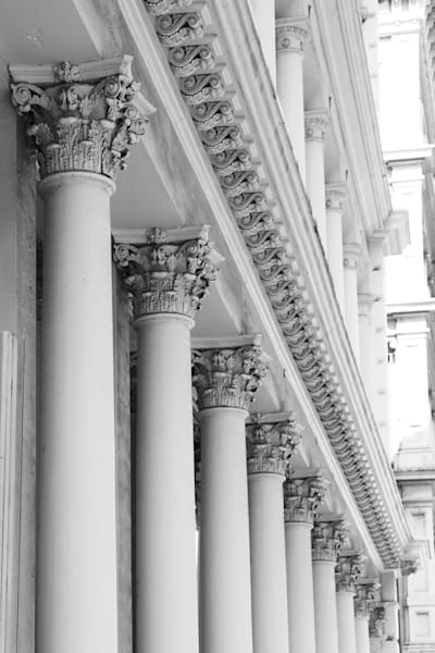 Columns of New York - Prints