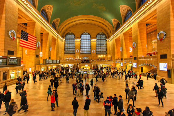 Grand Central Terminal - Prints