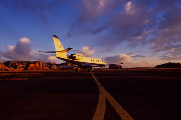 Airplane 3 Photography Art | Burton Pritzker Photography