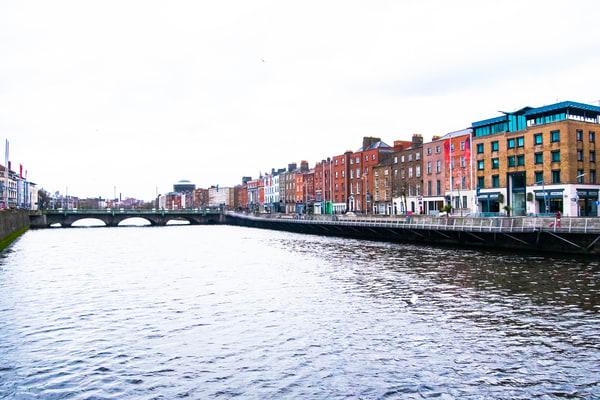 River Liffey, Dublin A