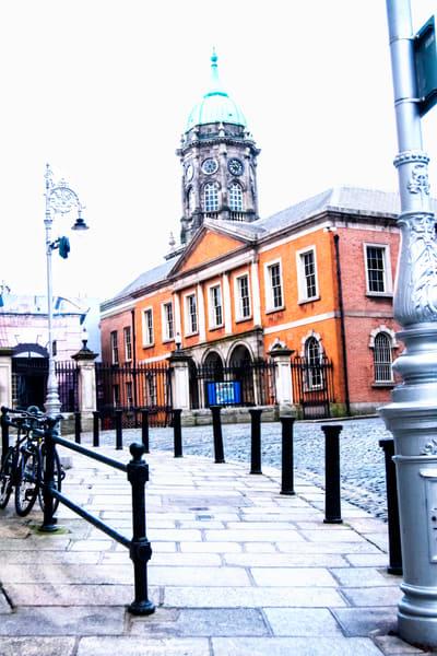 Street Walk in Dublin