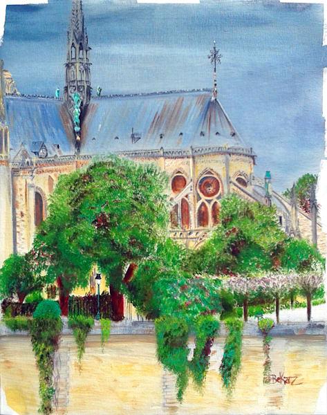 Notre Dame Paris Isle de France