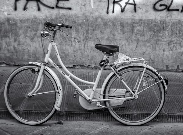 Bicycleta   Italy Photography Art | Namaste Photography