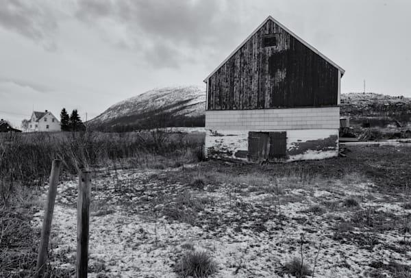 Barn  & Farmhouse - Norway