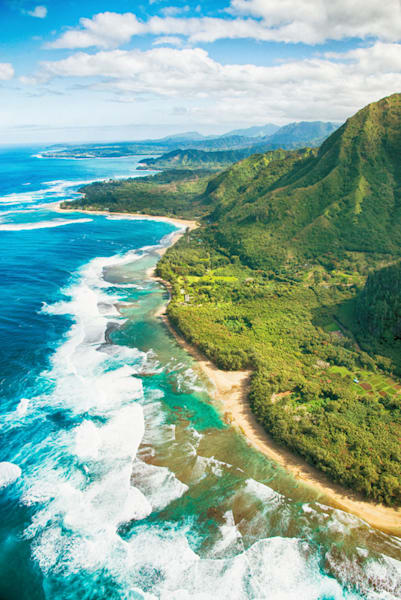 """Coastal Kauai"""