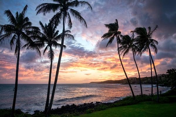 """Island Style Sunset"""