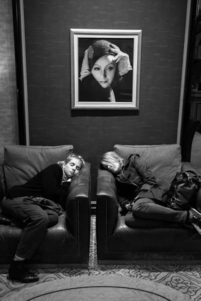 Hotel Lobby - NYC
