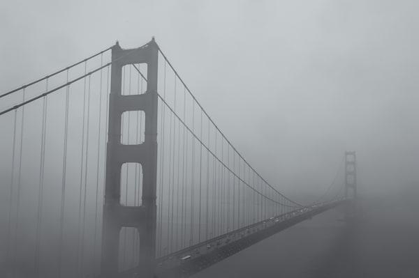 Golden Gate Bridge   San Francisco Photography Art | Namaste Photography
