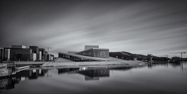 Opera House - Oslo, Norway