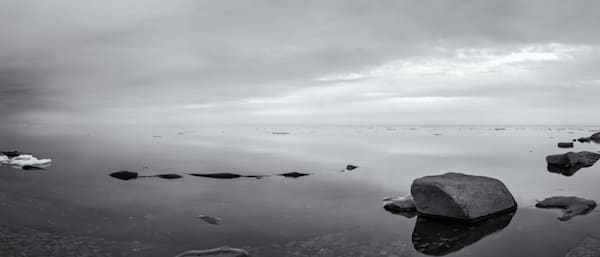 Icebergs - Lake Superior