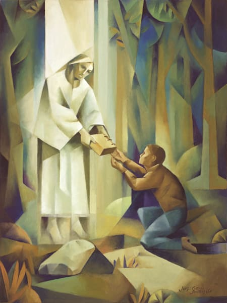 Moroni and Joseph