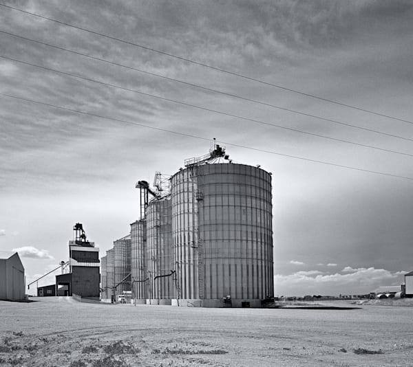 Six Silos   South Dakota Photography Art | Namaste Photography
