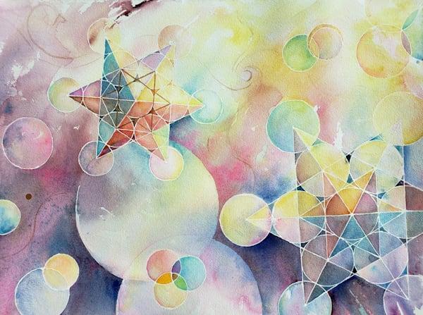 Gift Of Gabriel Iii (Joy Of Music) Art | Bright Spirit Studio